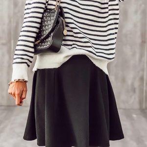 Chelsea28 Black skirt
